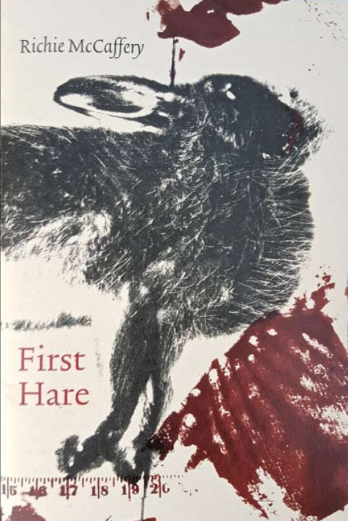 First Hare by Richie McCaffrey